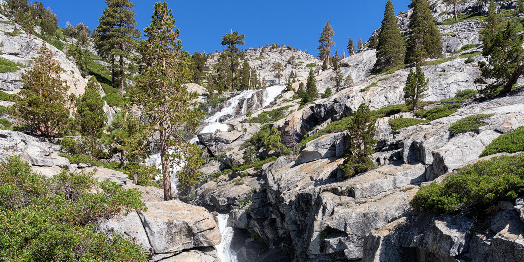 South Lake Tahoe Hiking Trails: Pyramid Creek & Horsetail Falls