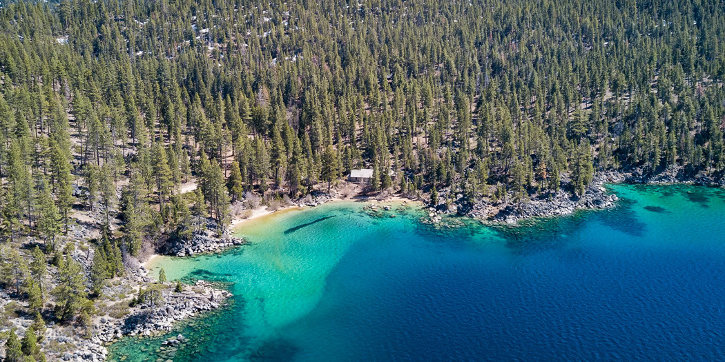 North Lake Tahoe Hiking Trails: Skunk Harbor