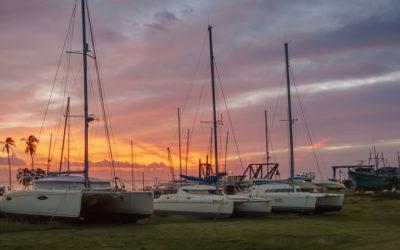 Realities of Cruising: Abandoning the Fall 2017 Passage to Panama