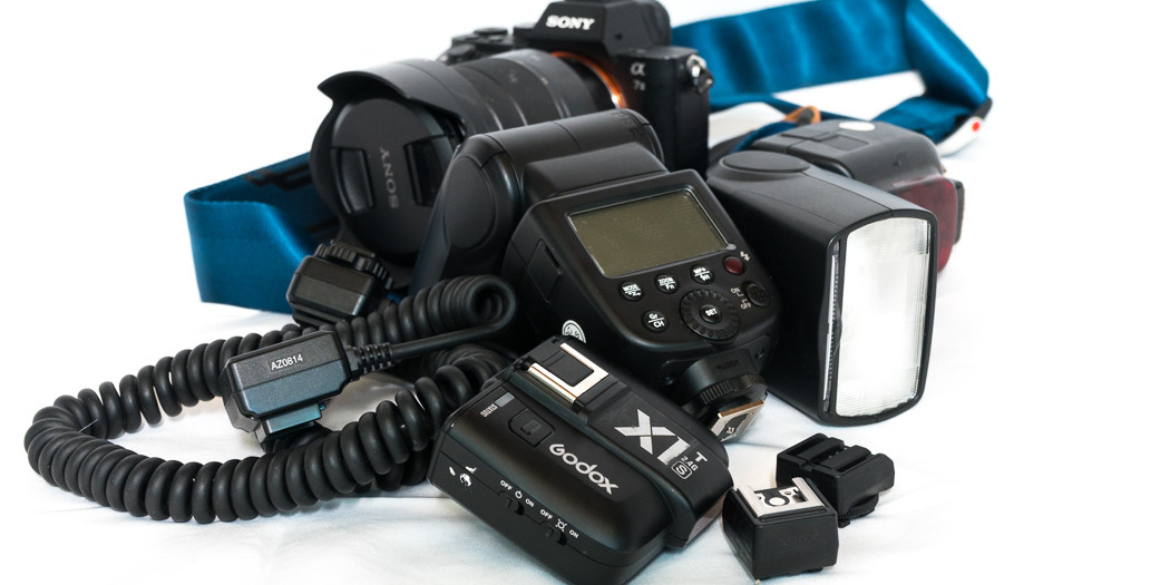 Off-Camera Flash Solutions for Sony Alpha a7 Series Mirrorless Cameras