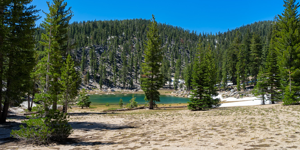 North Lake Tahoe Hiking Trails: Twin Lakes