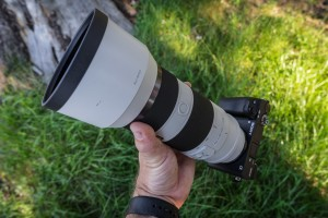 landscape telephoto lens for sony
