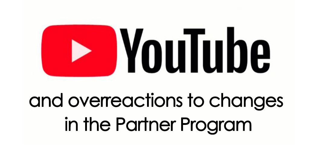 Changes to the YouTube Partner Program: Don't Stop Creating!