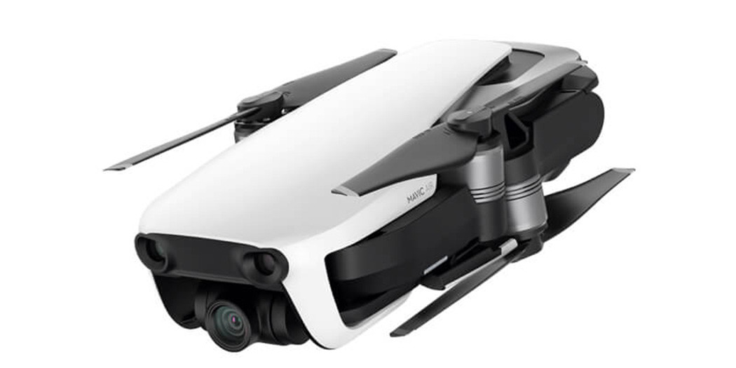 What's the Best Drone for Backpacking, Sailing, & Travel Photographers?