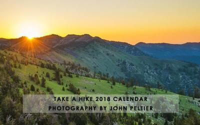 2018 Hiking Inspiration Calendars Now On Sale!