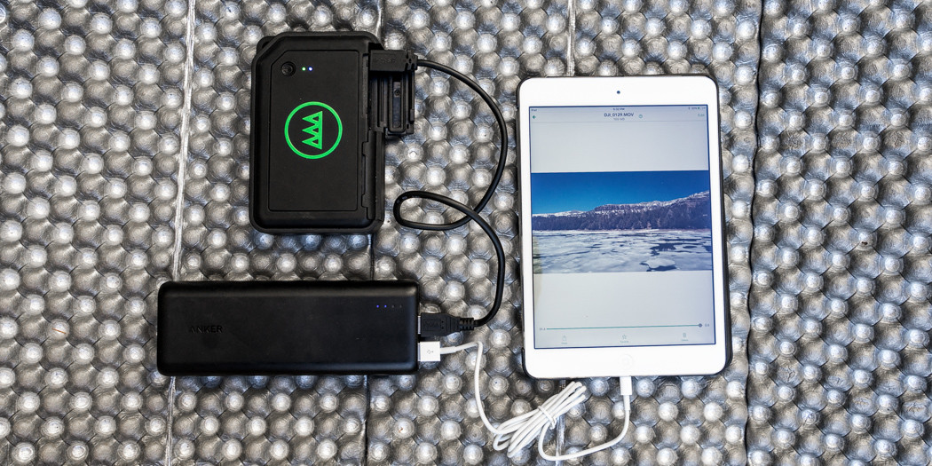 Travel Power Solutions: Anker PowerCore 20100 Portable Charger